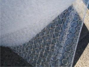 Bublinková folie - bublinky o průměru 3 cm